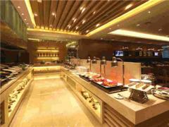 自助餐厅设计开创自助餐的发展之路